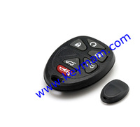 Buick 6 button remote shell