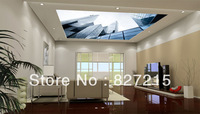 SV-2543/ New Fashion /Stretch Film/Beautiful Skyscraper /Function as Ceiling Panel /Sustainable