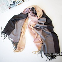 2014 free shipping National style restoring ancient ways fashion design jacquard scarf wholesale personality