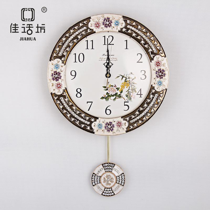 Online Get Cheap Large Pendulum Wall Clock Aliexpresscom