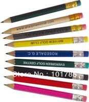 Colorful Wooden Score Golf Pencil