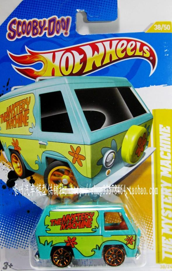 2012 wheels hotwheels the mystery machine series(China (Mainland))