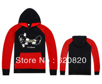 Wholesale - Hoody D9 Hoodies and Sweatshirts New colors Men's Sweatshirts thick hoodies cotton D9 supply co Hoody S-XXXL Hotsale
