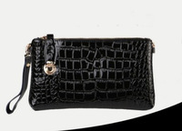 Cheap Products   Clutch Bag Crocodile Handbag Chain Bag Slanting Cross Bag