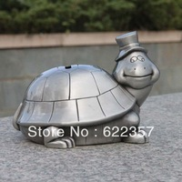 Turtle piggy bank