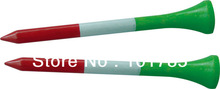 2014 Special Offer  Mutil-color  Golf  Tees  With Free Shipping