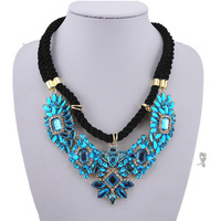 2014 Newest Gorgeous Brand Jewelry Fashion Statement necklaces trinkets fashion necklaces for women 2014