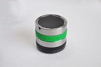 Free shipping DHL  50pcs/lot  For phone mini MIC Hands-free FM/TF Card A6 portable bluetooth speaker
