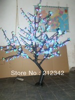 LED Cherry Blossom Tree Light LED Christmas Tree Light 480pcs LED Bulbs totally 1.5m Height 110/220VAC Optional IP65 RGB Color