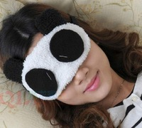 Cute lovely Safety Goggles Sleep Eye Mask Shade Cover Blindfold Eyeshade  Free Shipping[HDA0149*2]