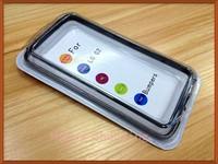 High Quality Bumper Case Skin Cover Frame TPU For LG Optimus G2 D802 Free Shipping UPS DHL HKPAM