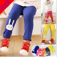 children thicking leggings girls pencil  warm pants~gh121904