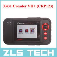 2014 Professional Launch X431 Creader VII+ (CRP123) Multi-Language Diagnostic Instrument Launch Creader Scanner