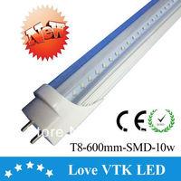25pcs/lot Wholesale t8 led bulbs tubes,Top quality SMD 2835 Epistar 850lm led tube 60 cm CE&ROHS,led t8 tube light 12w