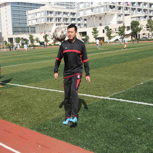 2014 Autumn and winter football training services set long-sleeve jersey pants legs pants set Sportswear Boy soccer uniform(China (Mainland))