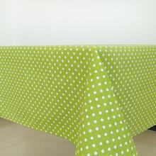 popular green table cloth