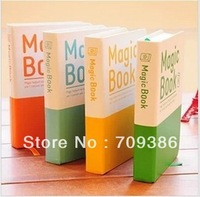 yoofun Magic Book hard Diary Notebook Fashion New Gift Retail free shipping