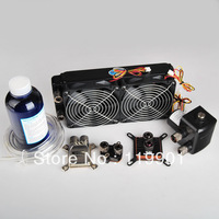 SCGB21  Syscooling water cooling kit for CPU,GPU/VGA ,North Bridge copper block