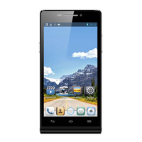 New Original HTM A6 MTK6572 Dual Core 1.3GHz Android 4.2.2 OS 4.5 inch FWVGA Capacitive Screen 512MB+4GB 3G Smart phone Black