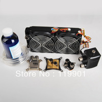 SCGB16  Syscooling water cooling kit for CPU,GPU/VGA ,North Bridge copper block