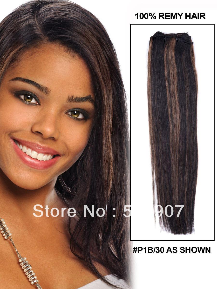 Highlights for Black Women Weave Hair
