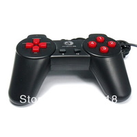 Free shipping New USB PC Controller Game Pad Joypad Joystick Plug and Play