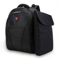 Swiss gear backpack male waterproof backpack 15.6 laptop school bag business casual travel bag