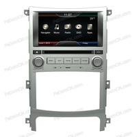 Auto Radio Car DVD Player GPS navigation Bluetooth Ipod Multimeia System for Hyundai Vera Cruz/ iX55