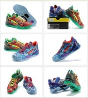 Free Shipping ! Wholesale Famous Player Mamba VIII 8 System PREMIUM WHAT THE Men's Sports Basketball Shoes