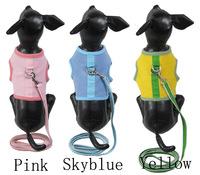 Pet supplies dog accessories chest suspenders dog belt set small dogs vest