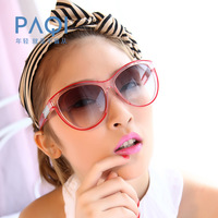2013 women's sunglasses the trend of transparent sunglasses personalized polarized sunglasses glasses pink