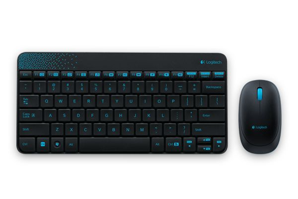 Logitech MK240 Wireless Mouse Keyboard brand computer components Mice Keyboards Peripherals USB Game Mouse Black free shipping(China (Mainland))