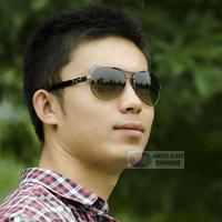 Male Men polarized sunglasses driver mirror male frog sunglasses polarized