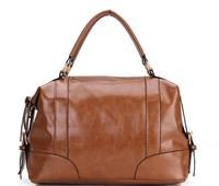 Handbag, boston Women handbag,2013 fashion Designer Corium leather lady totes handbag shoulder bag messenger bag
