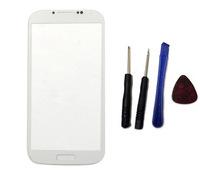 white Outer Glass Touch Screen toque de vidro pantalla tactil  For Samsung Galaxy s4 i9500 i9505