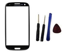 blue Outer Glass Touch Screen toque de vidro pantalla tactil  For Samsung Galaxy s4 i9500 i9505