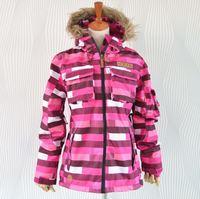 Women's  skiing jacket skiing outerwear ski suit skiing pants wear sports