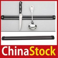 [ChinaStock] Wall Mount Magnetic Knife Storage Holder Chef Rack Strip Utensil Kitchen Tool wholesale
