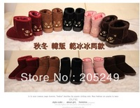 2013 hot selling good price best quality beautiful women snow boots