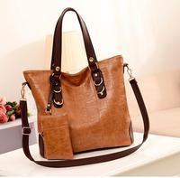 Free shipping Retail Women PU Casual Bags Women Embossed stone pattern Messenger bags For Women Handbags 3 color