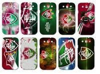new skin design football club Fluminense case hard back cover for samsung I9300 Galaxy SIII 10PCS/lot+free shipping