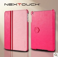 Brand New Hybrid Flip PU Leather Stand Case Cover For Apple iPad Mini with Screen Protector