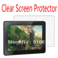 "With Retail Package Clear Screen Protector Film For Amazon Kindle Fire HDX 8.9 ( New Model ) 8.9inch 8.9"" Tablet PC 100pcs/lot"