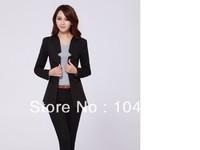 Woman coat autumn winter Blazers  Lady  dress slim European style Brand New sw8813 high -grade