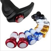 Free shipping 2Pcs/lot  Bicycle light mountain bike bicycle lamp handlebar light lamp warning light steering lamp