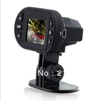 2013 New Mini Cool Stylish C600 Car DVR Full 720 P Wide Angle