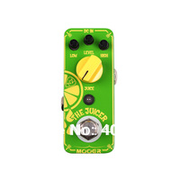 New Arrivals Mooer Effect Pedal The Juicer Overdrive Pedal Neil Zaza signature overdrive pedal Free Shipping Wholesales