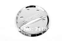 Chrome Fuel Tank Gas Cap Lid Cover For Kia Forte Cerato 2009-2012
