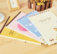 Free shipping Stationery letter pad Large letter pad book aesthetic 53 25 17cm