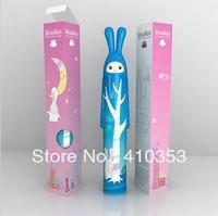 DHL16 Pcs/lot Free Shipping+New arrival Creative warm rabbit cartoon folding umbrella ,with retail packaging